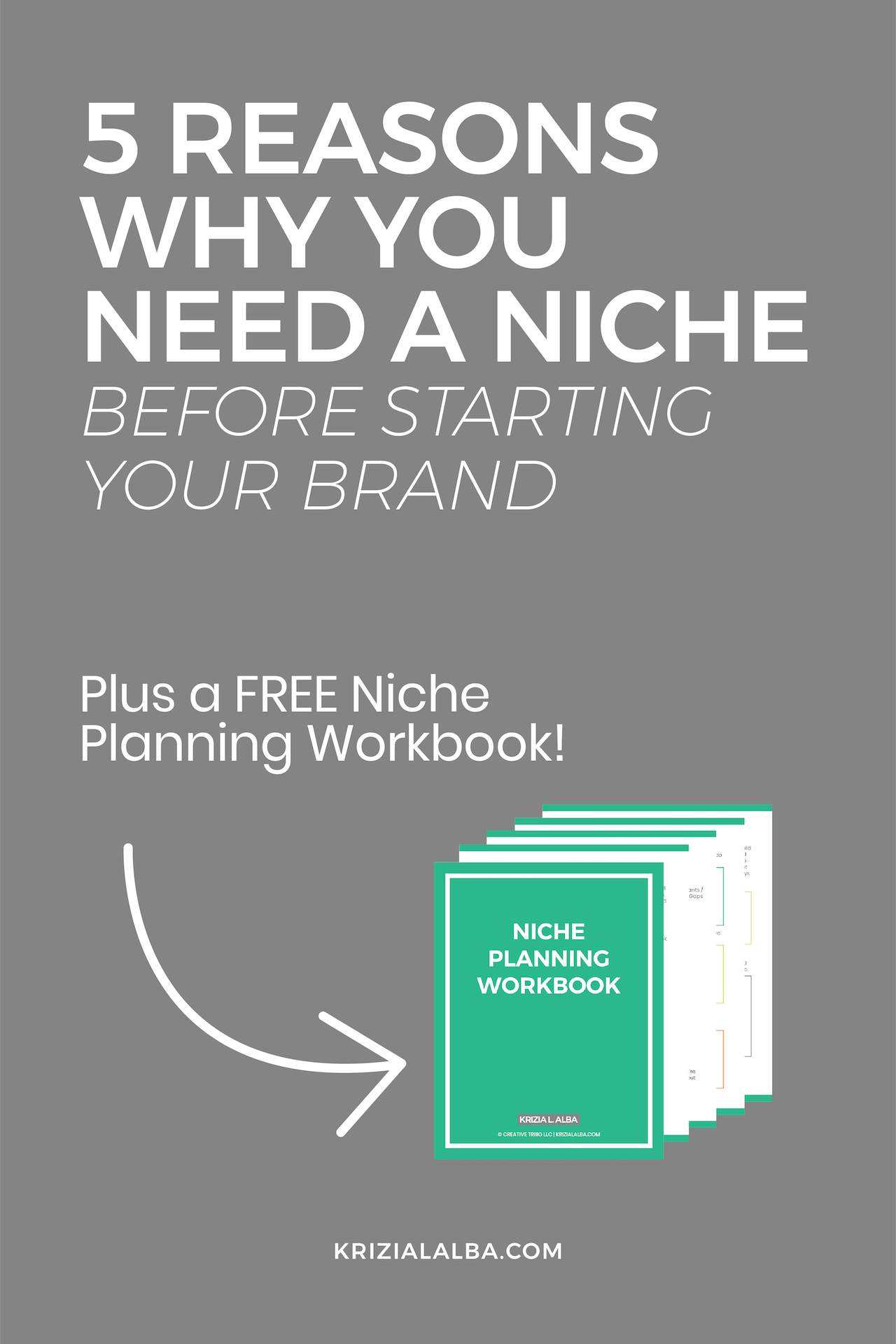 5 Reasons Why You Need a Niche Before Starting Your Brand
